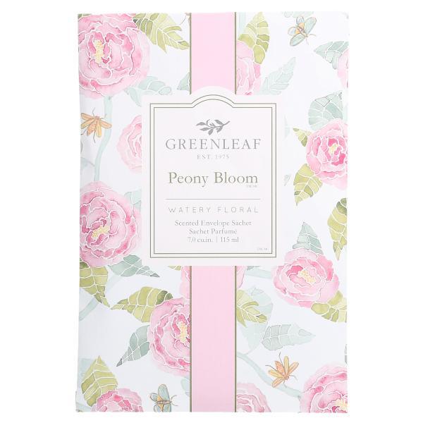 Greenleaf - Duftsachet Large - Peony Bloom