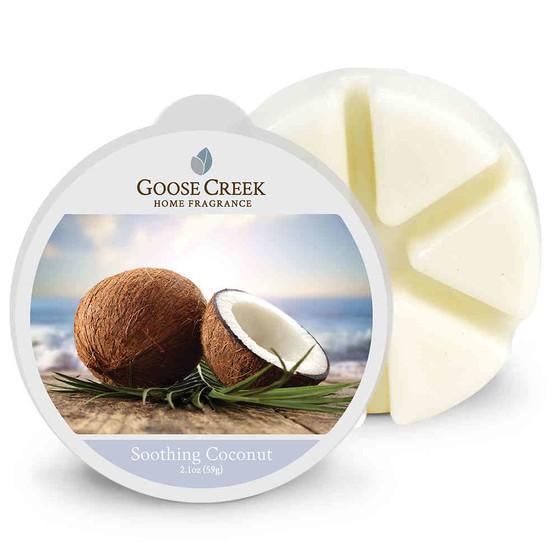 Goose Creek Candle - Duftwachs - Wax Melt - Soothing Coconut