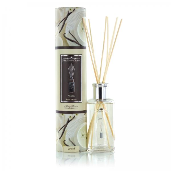 Ashleigh & Burwood - The Scented Home - Reed Diffuser - Vanilla