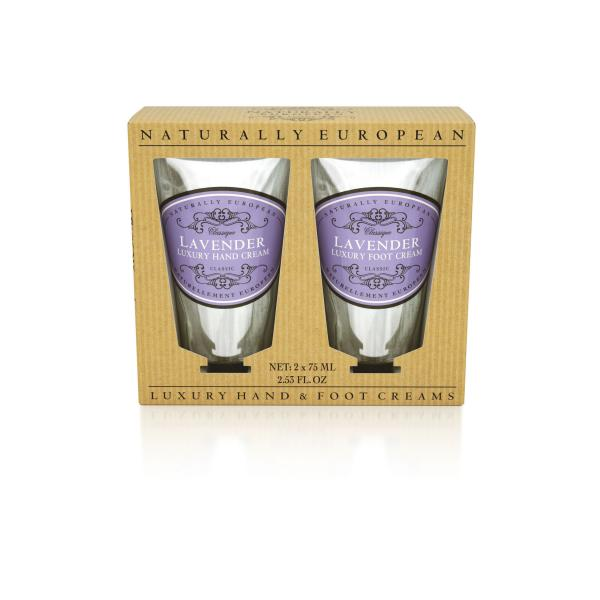 STC - Naturally European Hand & Foot Collection Lavenderº*