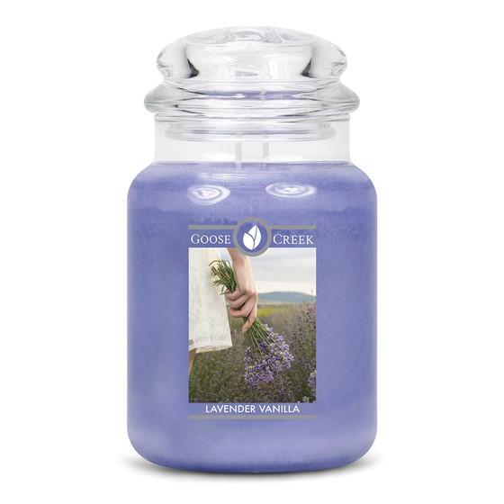 Goose Creek Candle - Classic Jar Duftkerze im Glas - Lavender Vanilla