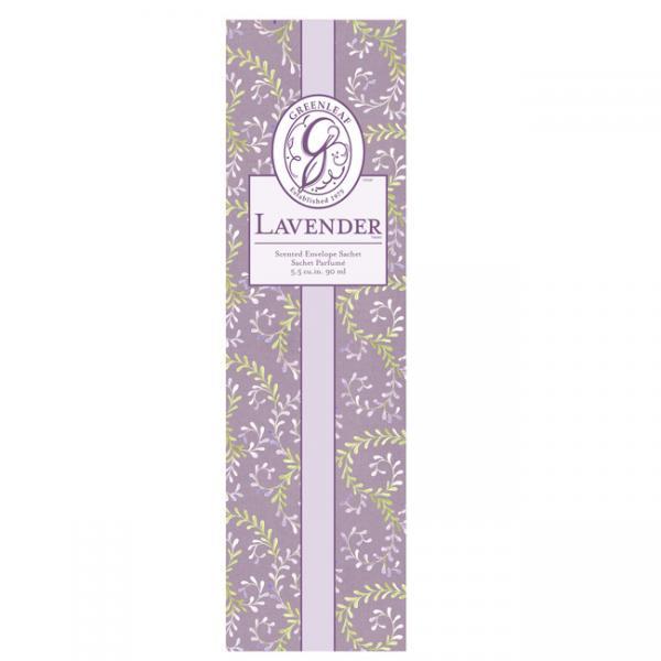 Greenleaf - Duftsachet Slim - Lavender