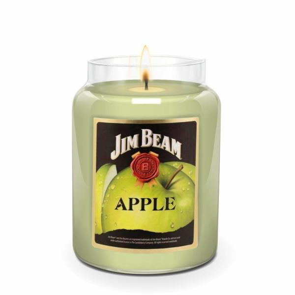 Candleberry - Duftkerze im Glas - Jim Beam Apple