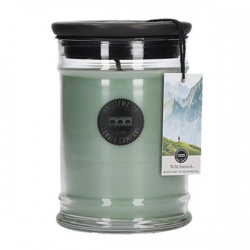 Bridgewater Candle - Große Duftkerze im Glas - Large Jar - Wild Summit