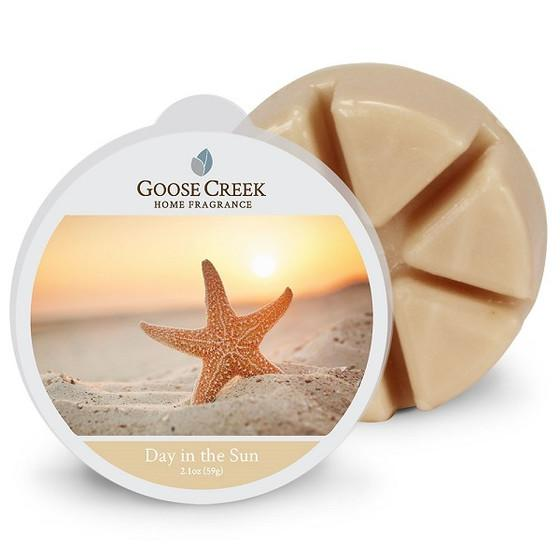 Goose Creek Candle - Duftwachs - Wax Melt - Day in the Sun •