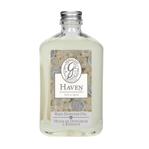 Greenleaf - Reed Diffuser Oil - Reedöl - Haven