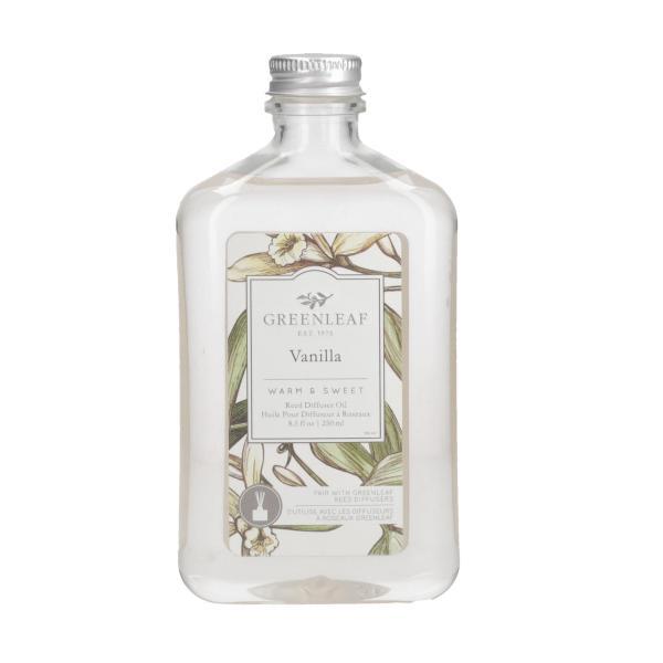 Greenleaf - Reed Diffuser Oil - Reedöl - Vanilla