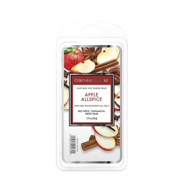 Colonial Candle - Duftwachs - Apple Allspice