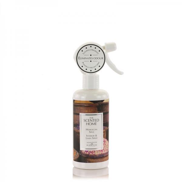 Ashleigh & Burwood - Interior & Linen Spray -Textil- und Raumspray - Moroccan Spice