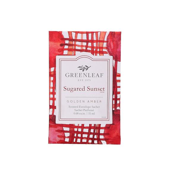 Greenleaf - Duftsachet Small - Sugared Sunset