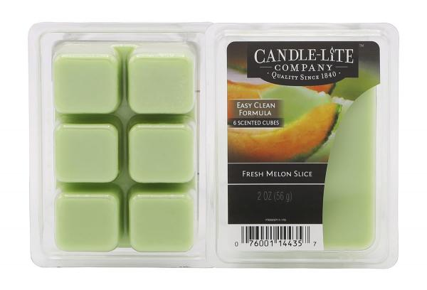 Candle-Lite Company - Wax Cubes - Duftwachs - Fresh Melon Slice