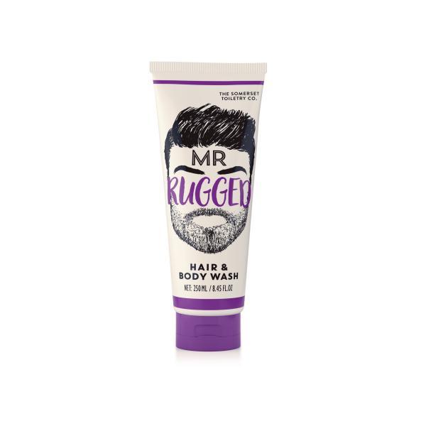 STC - Mr. Beard Men`s Range Body Wash Mr. Ruggedº*