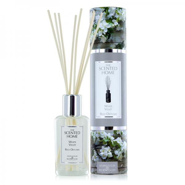 Ashleigh & Burwood - The Scented Home - Reed Diffuser - White Velvet