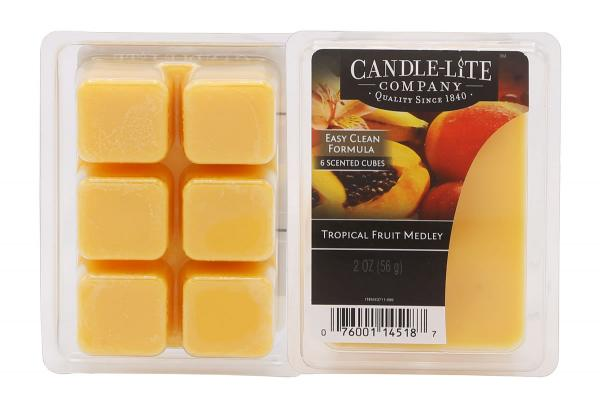 Candle-Lite Company - Wax Cubes - Duftwachs - Tropical Fruit Medley