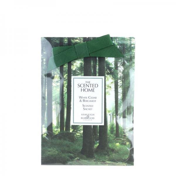 Ashleigh & Burwood - Duftsachet - White Cedar & Bergamot