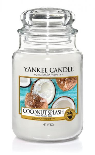 Yankee Candle - Classic Large Jar Housewarmer - Coconut Splash