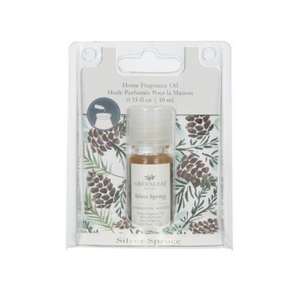 Greenleaf - Home Fragrance Oil - Duftöl - Silver Spruce Δ