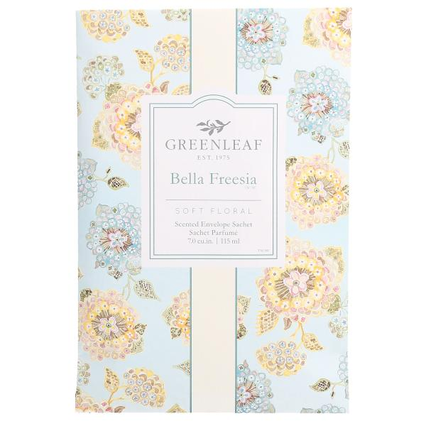 Greenleaf - Duftsachet Large - Bella Freesia