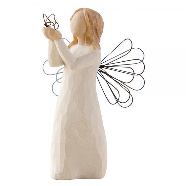 Demdaco - Willow Tree (Susan Lordi) - 26219 - Angel Of Freedom