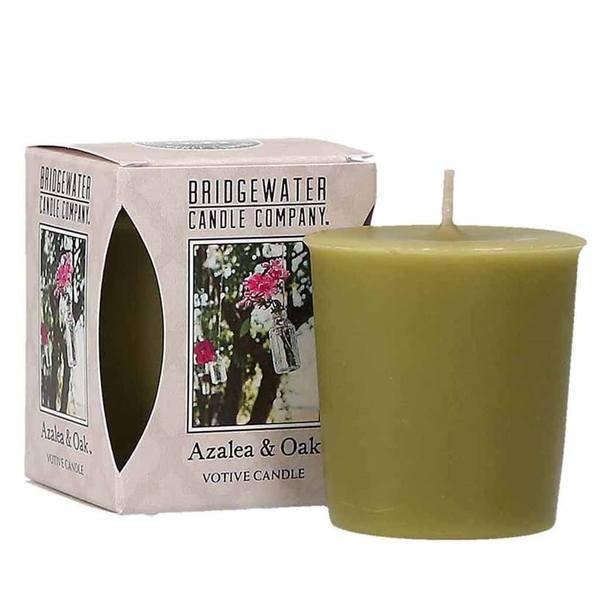 Bridgewater Candle - Votivkerze - Azalea & Oak