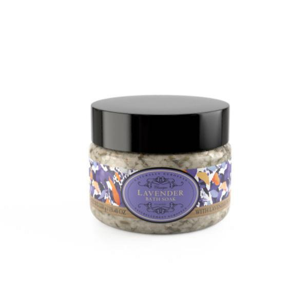 STC - Naturally European Bath Soak Salt Lavenderº*