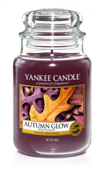 Yankee Candle - Classic Large Jar Housewarmer - Autumn Glow