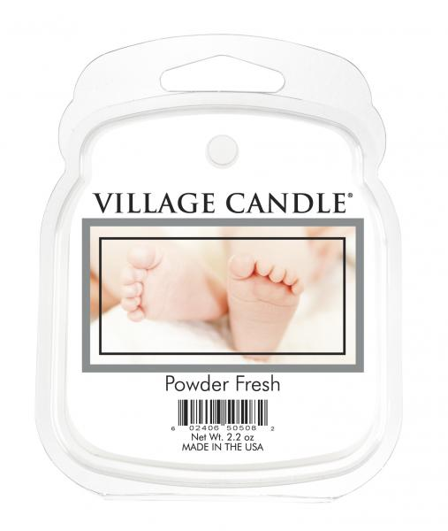 Village Candle - Wax Melt - Powder Fresh º*