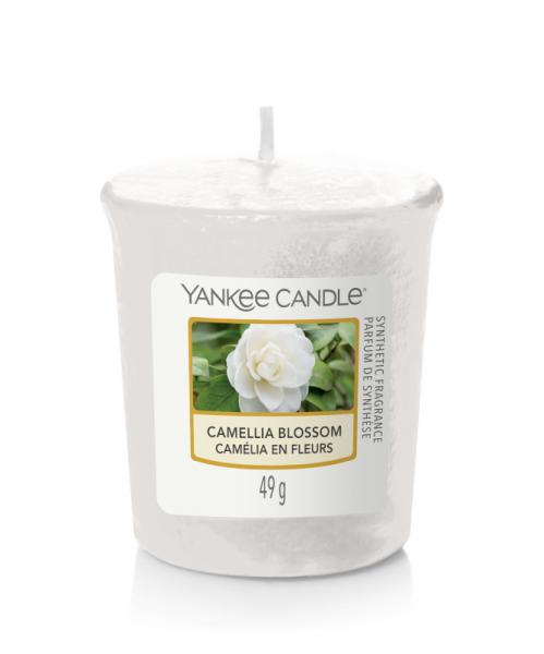 Yankee Candle - Classic Votive - Votivkerze - Camellia Blossom