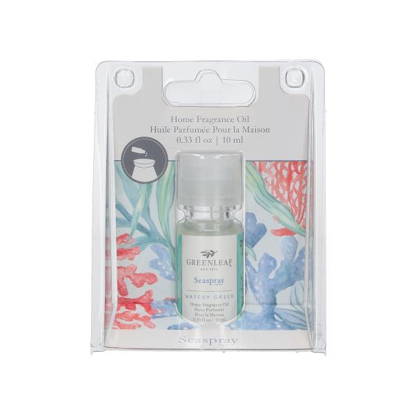 Greenleaf - Home Fragrance Oil - Duftöl - Seaspray