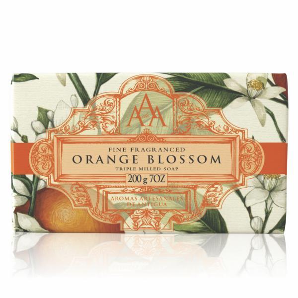STC - Triple AAA Soap Orange Blossom