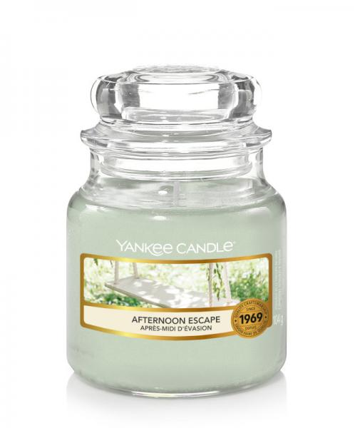 Yankee Candle - Classic Small Jar Housewarmer - Afternoon Escape