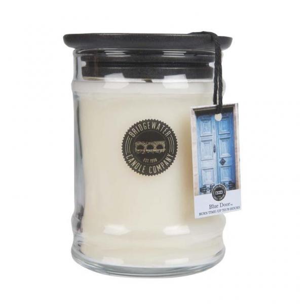 Bridgewater Candle - Kleine Duftkerze im Glas - Small Jar - Blue Door
