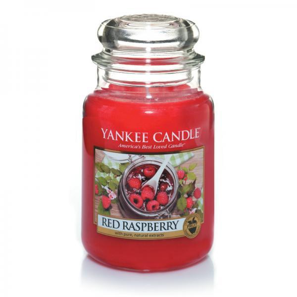 Yankee Candle - Classic Large Jar Housewarmer - Red Raspberry