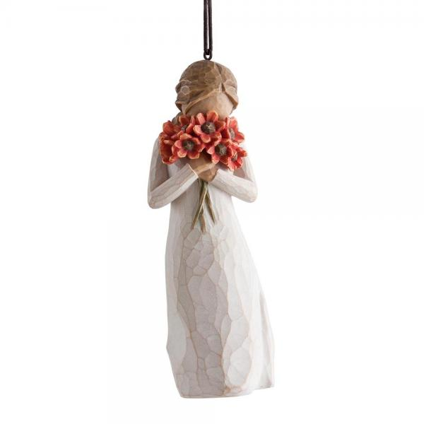 Demdaco - Willow Tree (Susan Lordi) - 27274 - Surrounded by love Ornament