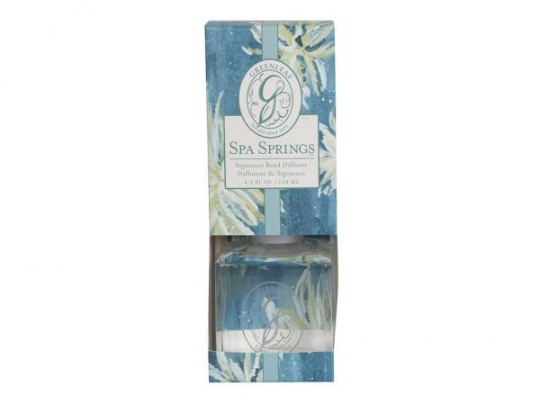 Greenleaf - Signature Reed Diffuser - Spa Springs