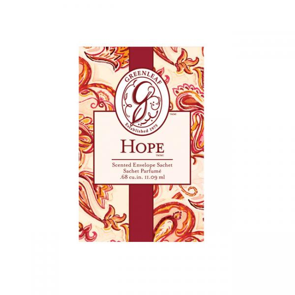 Greenleaf - Duftsachet Small - Hope