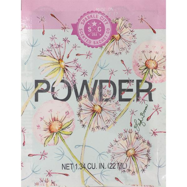 Sparkle City (by Fresh Scents) - Duftsachet - Powder