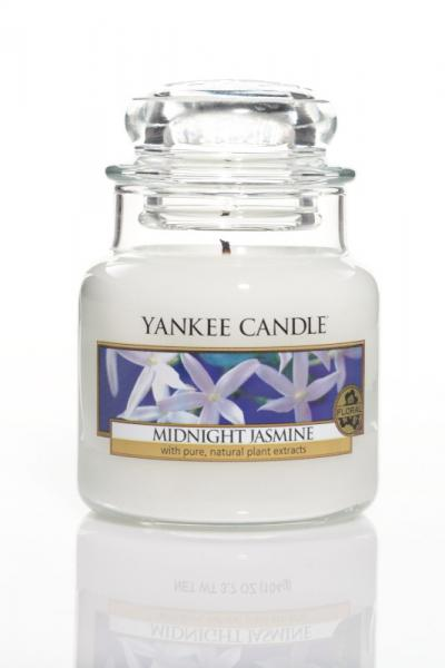 Yankee Candle - Classic Small Jar Housewarmer - Midnight Jasmine