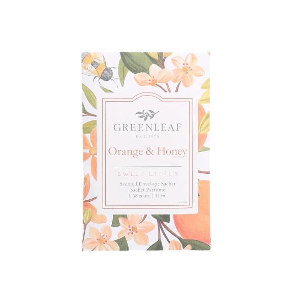 Greenleaf - Duftsachet Small - Orange & Honey