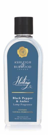 Ashleigh & Burwood - Raumduft - 500ml - Black Pepper & Amber
