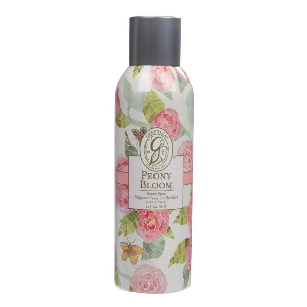 Greenleaf - Room Spray - Raumspray - Peony Bloom