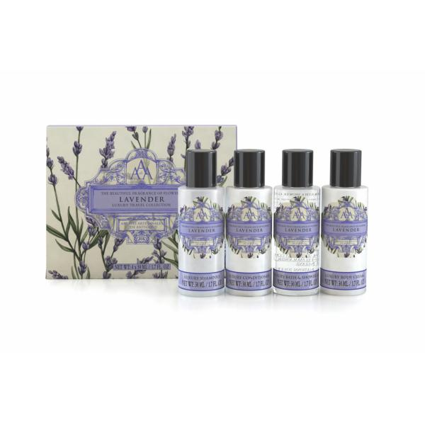 STC - Triple AAA Travel Collection Lavender