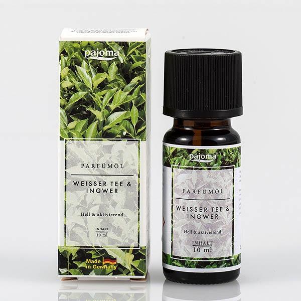 Pajoma - Parfümöl - Duftöl - Weißer Tee & Ingwer