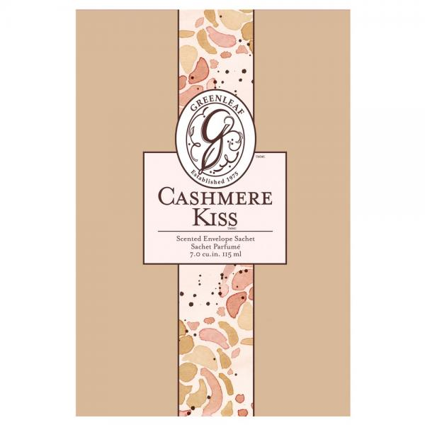 Greenleaf - Duftsachet Large - Cashmere Kiss